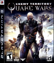 Rent Enemy Territory: Quake Wars for PS3