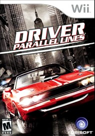 Rent Driver: Parallel Lines for Wii