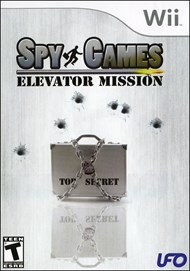 Rent Spy Games: Elevator Mission for Wii