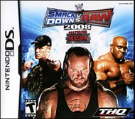 Rent WWE SmackDown! vs. RAW 2008 for DS