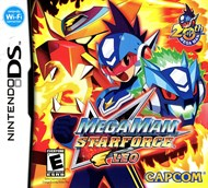 Rent Mega Man Star Force: Leo for DS