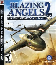 Rent Blazing Angels 2: Secret Missions of WWII for PS3