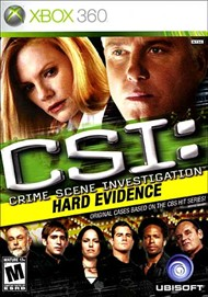 Rent CSI: Hard Evidence for Xbox 360