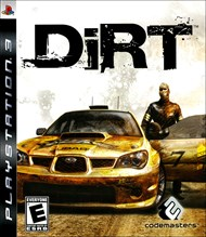 Rent DiRT for PS3