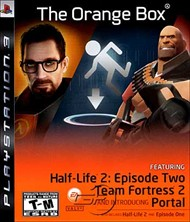 Rent Half-Life 2: The Orange Box for PS3
