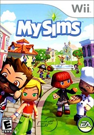 Rent MySims for Wii