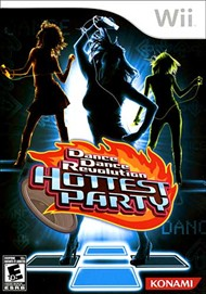 Rent DDR Hottest Party for Wii