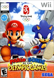 Rent Mario & Sonic at the Olympic Games for Wii