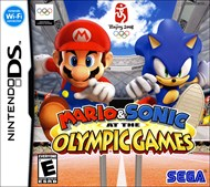 Rent Mario & Sonic at the Olympic Games for DS
