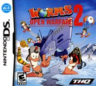 Rent Worms 2: Open Warfare for DS