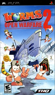 Rent Worms 2: Open Warfare for PSP Games