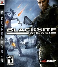 Rent BlackSite: Area 51 for PS3