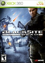 Rent BlackSite: Area 51 for Xbox 360