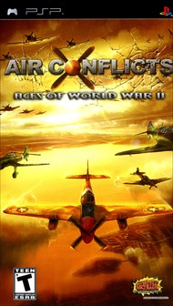 Rent Air Conflicts: Aces of World War II for PSP Games