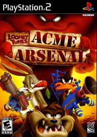 Rent Looney Tunes: Acme Arsenal for PS2