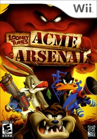 Rent Looney Tunes: Acme Arsenal for Wii