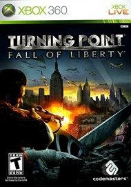 Rent Turning Point: Fall of Liberty for Xbox 360