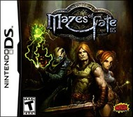 Rent Mazes of Fate DS for DS