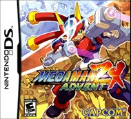 Rent Mega Man ZX Advent for DS