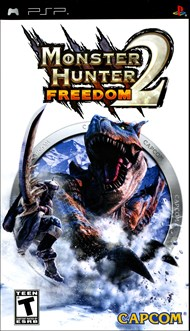 Rent Monster Hunter Freedom 2 for PSP Games