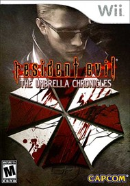 Rent Resident Evil: Umbrella Chronicles for Wii