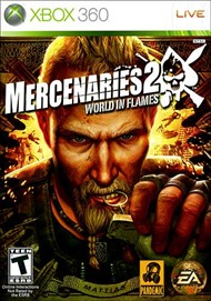 Rent Mercenaries 2: World in Flames for Xbox 360