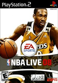 Rent NBA Live 08 for PS2