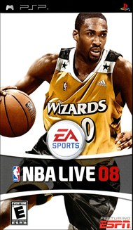 Rent NBA Live 08 for PSP Games