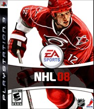 Rent NHL 08 for PS3