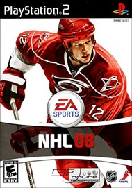 Rent NHL 08 for PS2