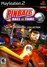 Rent Pinball Hall of Fame - The Williams Collection for PS2