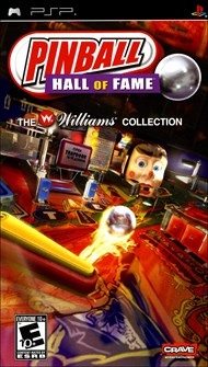 Rent Pinball Hall of Fame - The Williams Collection for PSP Games