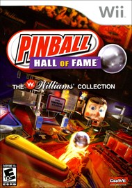 Rent Pinball Hall of Fame - The Williams Collection for Wii