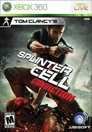 Rent Tom Clancy's Splinter Cell Conviction for Xbox 360