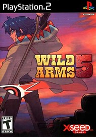 Rent Wild Arms 5 for PS2