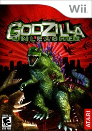 Rent Godzilla Unleashed for Wii