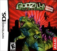 Rent Godzilla Unleashed Double Smash for DS