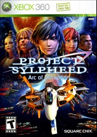 Rent Project Sylpheed: Arc of Deception for Xbox 360
