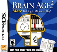 Rent Brain Age 2: More Training in Minutes a Day for DS