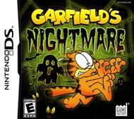 Rent Garfield's Nightmare for DS