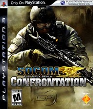 Rent SOCOM: U.S. Navy SEALs Confrontation for PS3