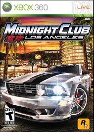 Rent Midnight Club: Los Angeles for Xbox 360