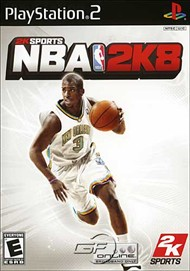 Rent NBA 2K8 for PS2