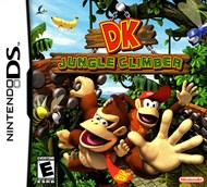 Rent DK: Jungle Climber for DS