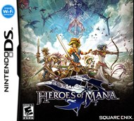 Rent Heroes of Mana for DS