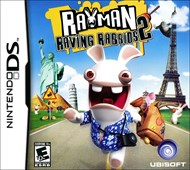 Rent Rayman Raving Rabbids 2 for DS