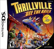 Rent Thrillville: Off the Rails for DS