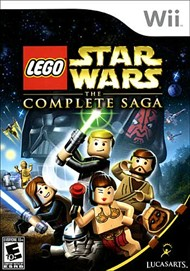 Rent LEGO Star Wars: The Complete Saga for Wii