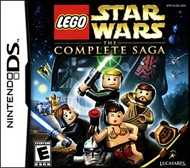 Rent LEGO Star Wars: The Complete Saga for DS