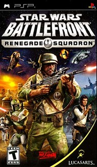Rent Star Wars Battlefront: Renegade Squadron for PSP Games